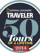 National Geographic Tours of a Lifetime 2014