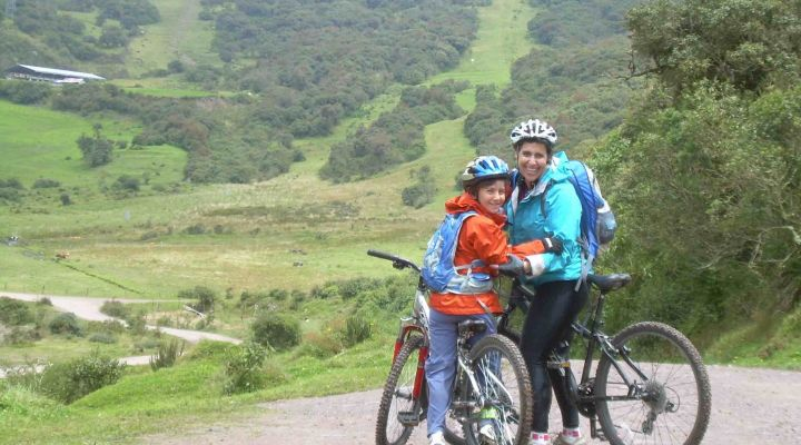 Some Families Prioritize Adventure Travel BikeHike