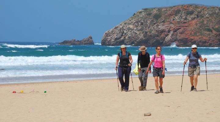 Hiking Portugal's Vincentina Trail Hiking Tour BikeHike Feature photo 1