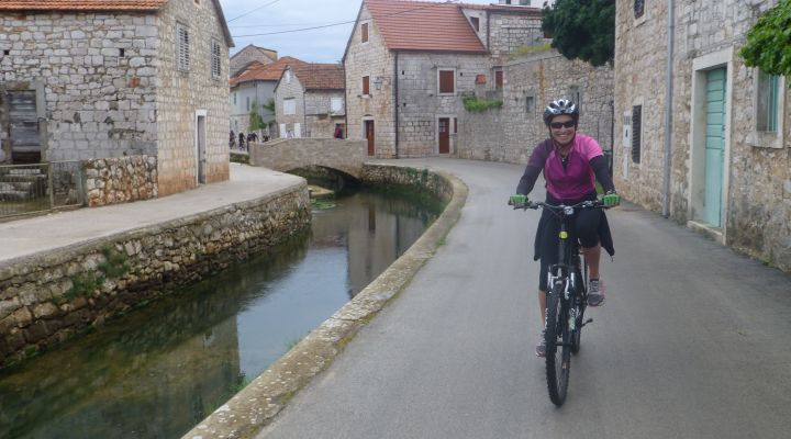 Biking, Hiking and Kayaking Tour Croatia & Slovenia lead image 1