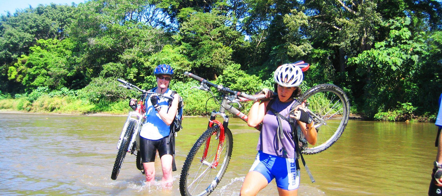 Costa Rica Coast to Coast Bike Tour, Bicycle Tour, Cycling