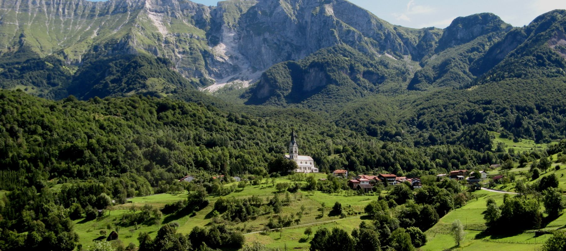Guided Biking and Hiking Tours Alps Slovenia Lead image 1